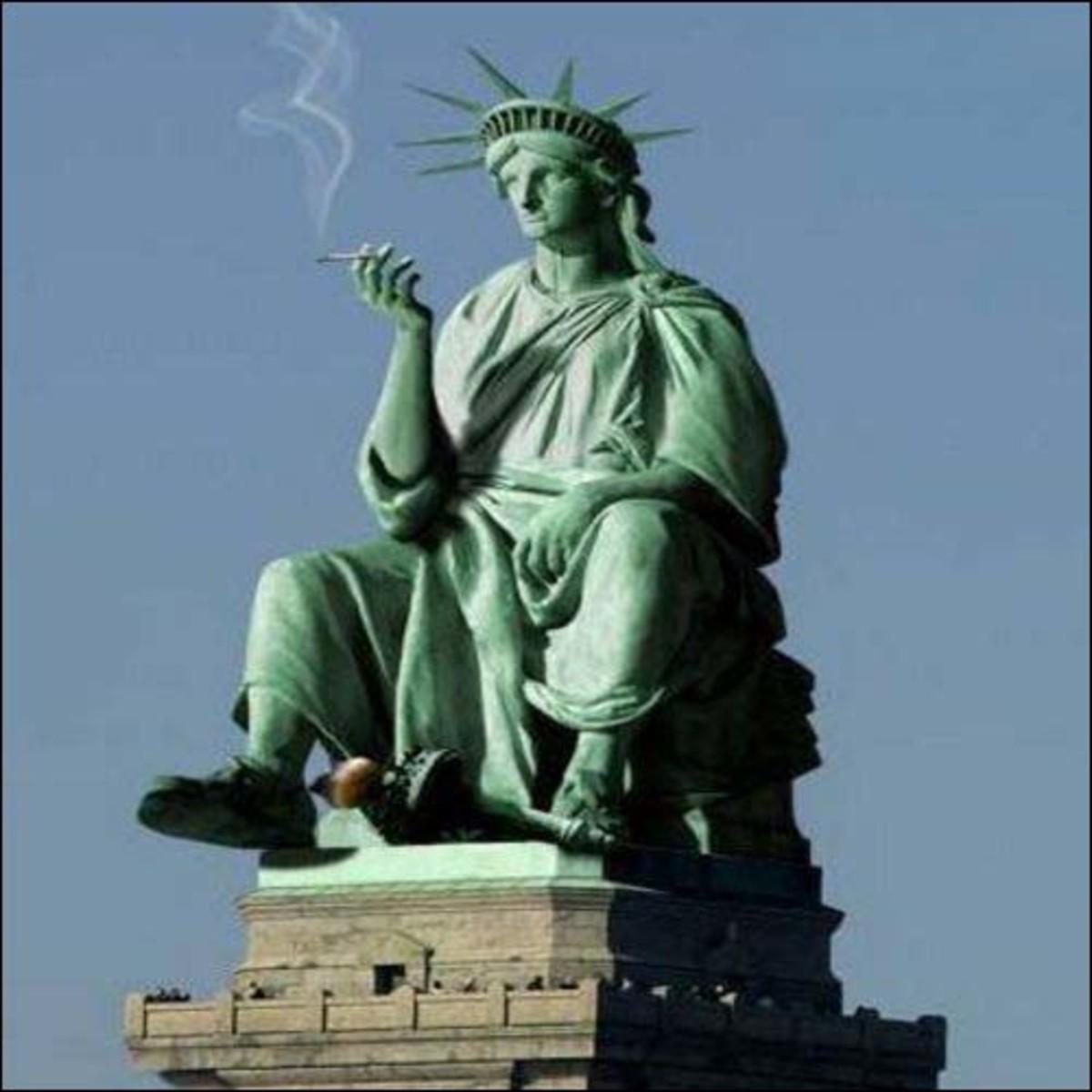 American Spirit...what else?