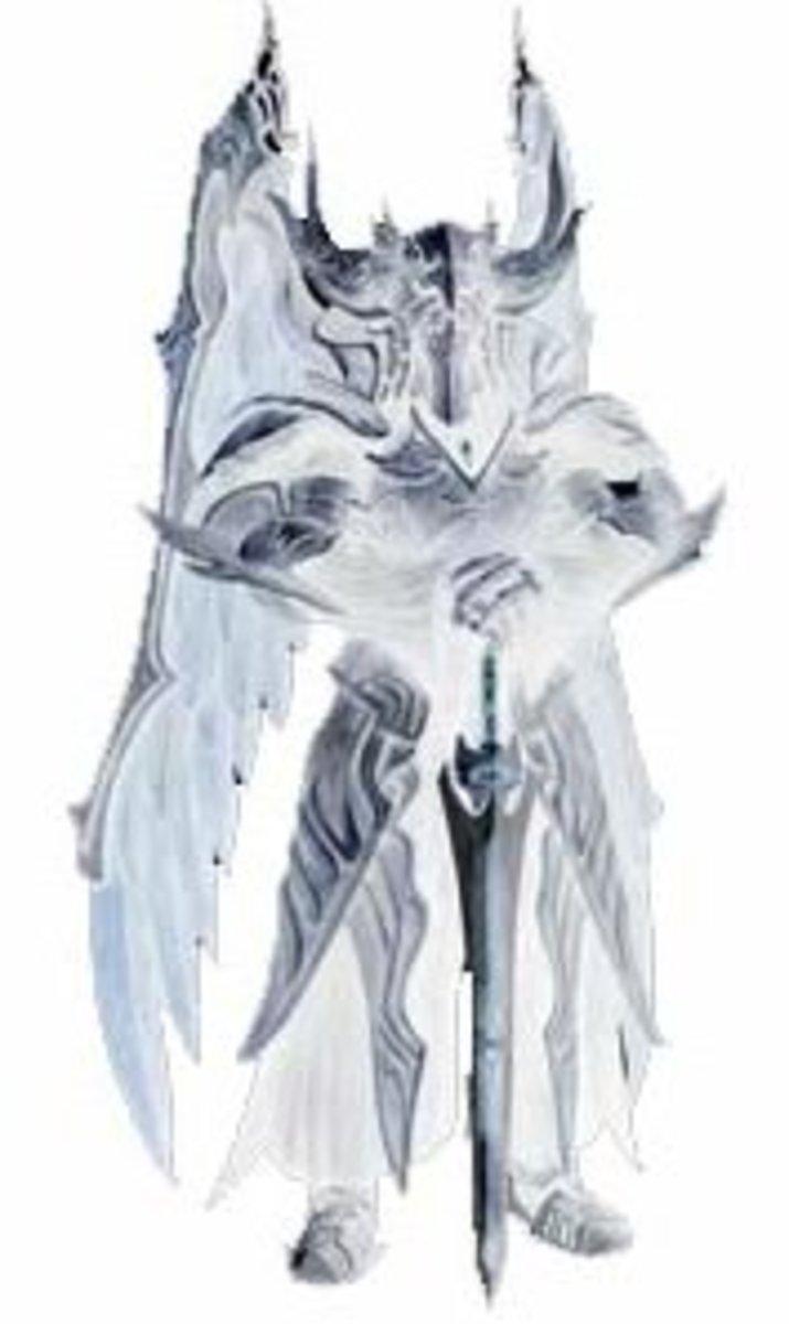 Runescape Monster Warrior