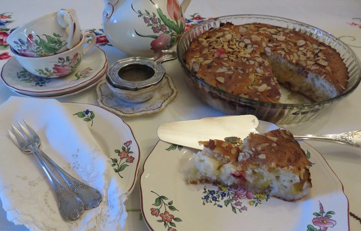 Dry Fruit Cake-Homemade