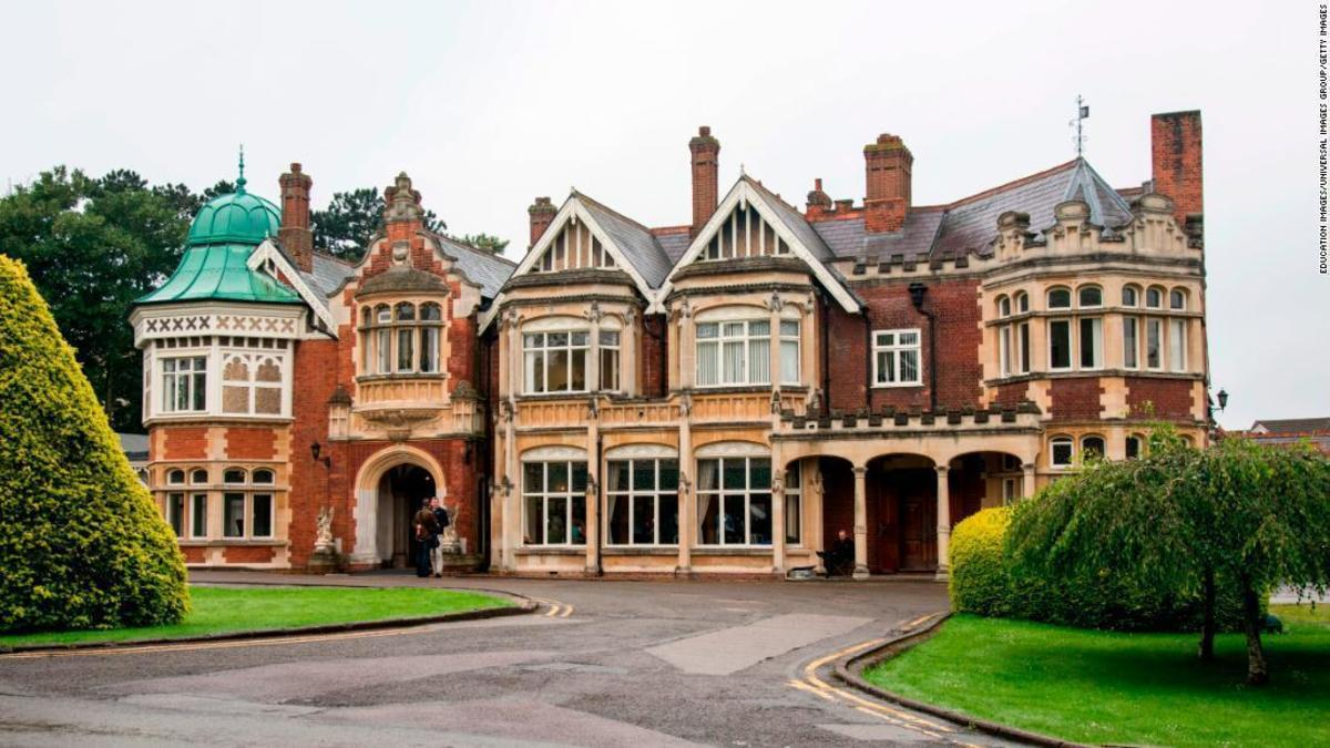 Bletchley Park was home to Britain's most prolific code breakers. And most of them were women.