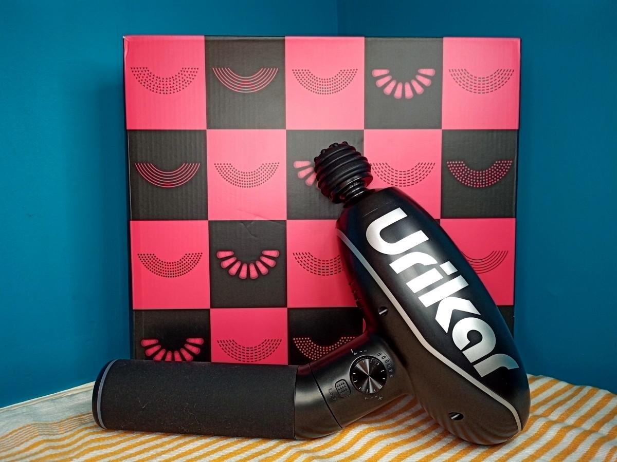 Urikar Pro 2 Heated Massage Gun
