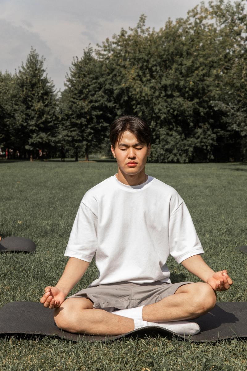 Real Yoga.