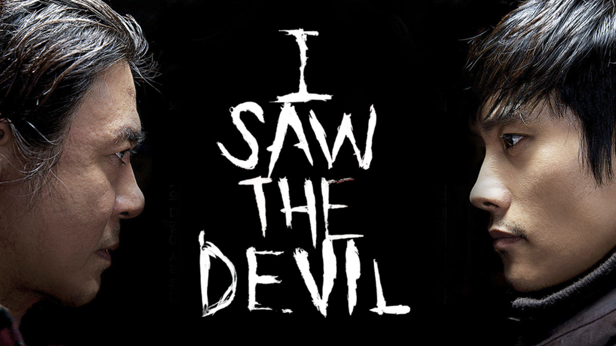 A not so smooth revenge: I Saw the Devil