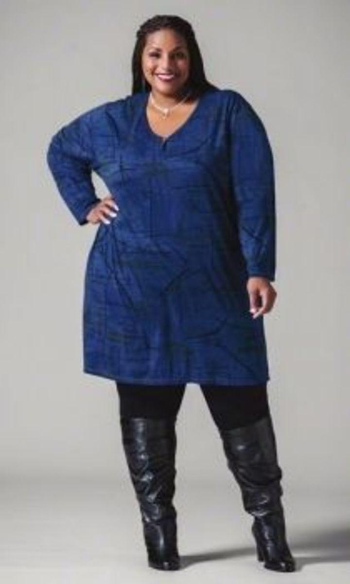 Making It Big Plus Size Clothing