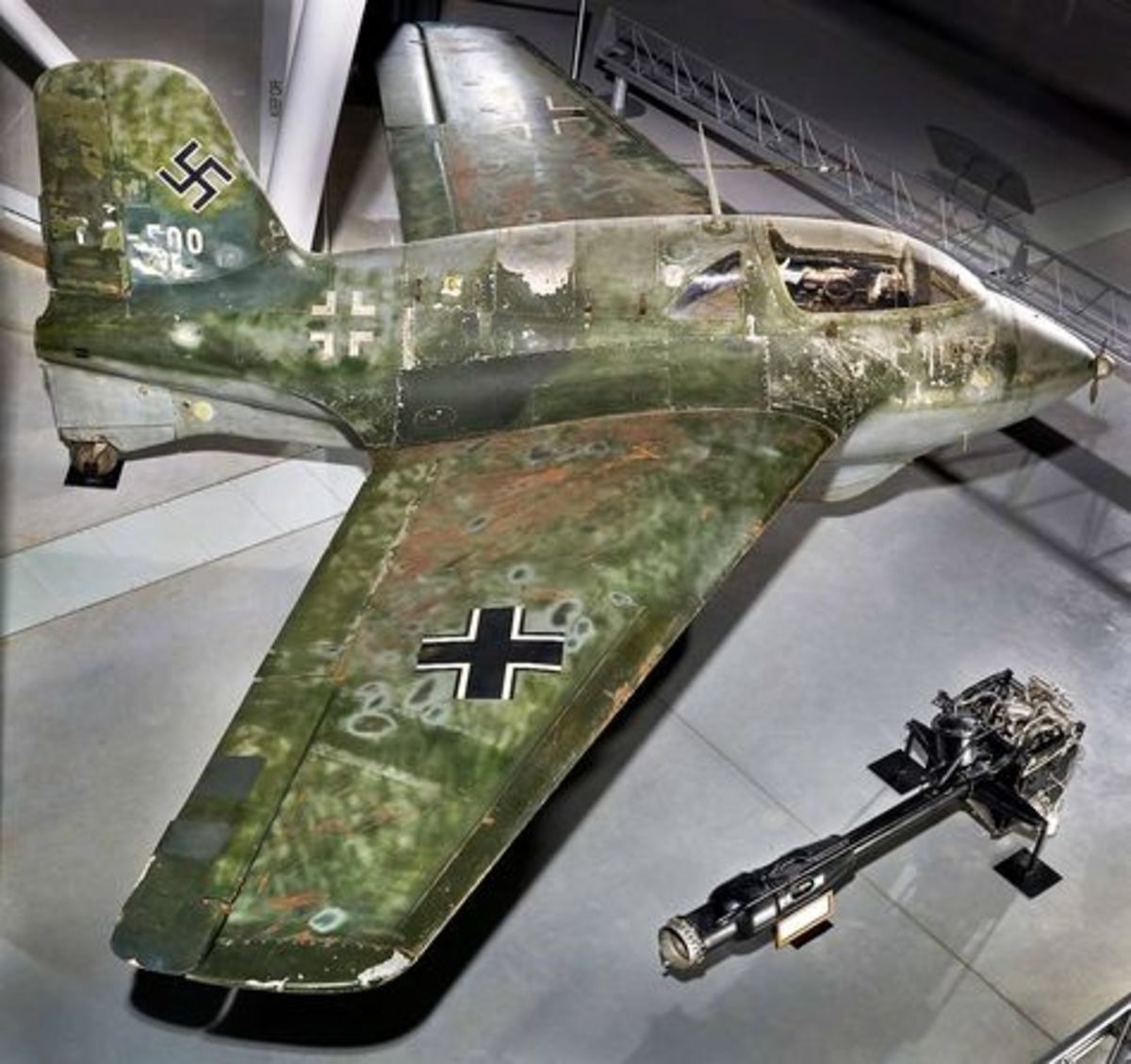 The Epic Failure of the Rocket Powered Messerschmitt Me-163 Komet
