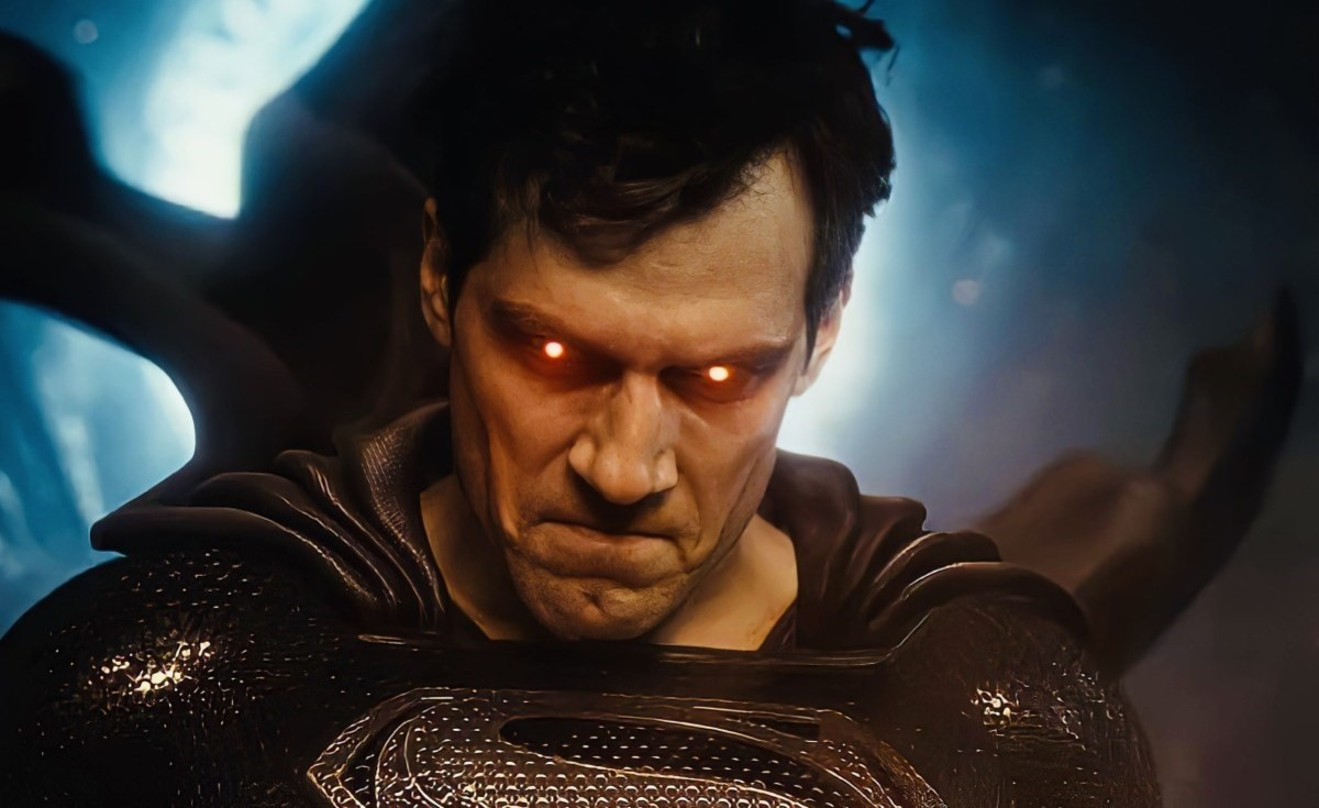 Superman played by Henry Cavill
