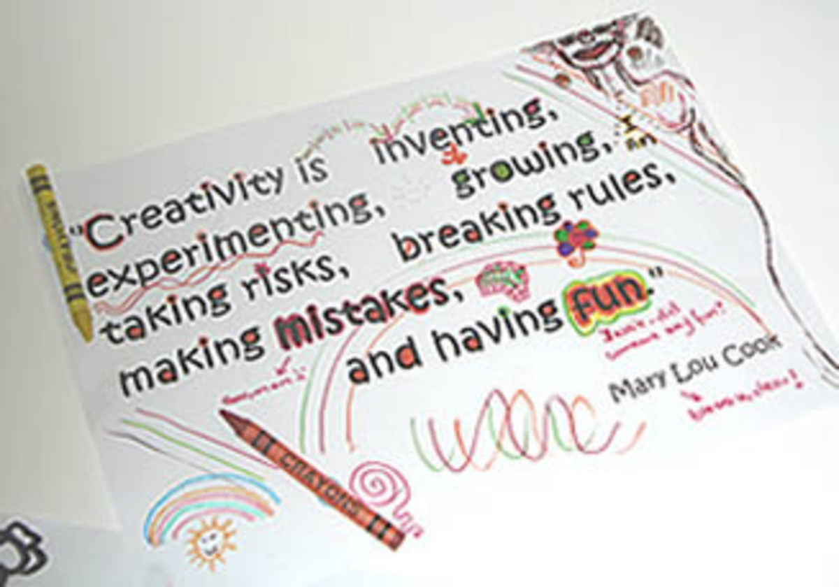 Quick Creative Writing Tips for a Beginner...