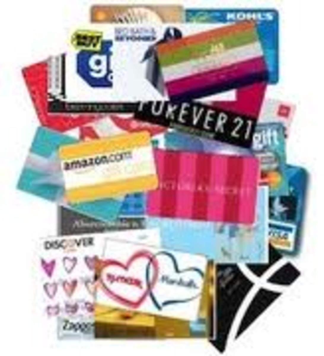 Unwanted Gift Cards Can Be Turned Into Cash or  Traded For Other Gift Cards
