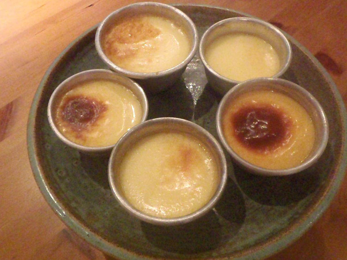 Easy Dessert Recipes Creme Caramel