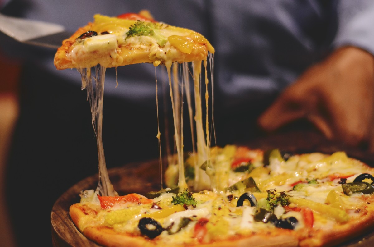 Pizza - Source of Trans Fat