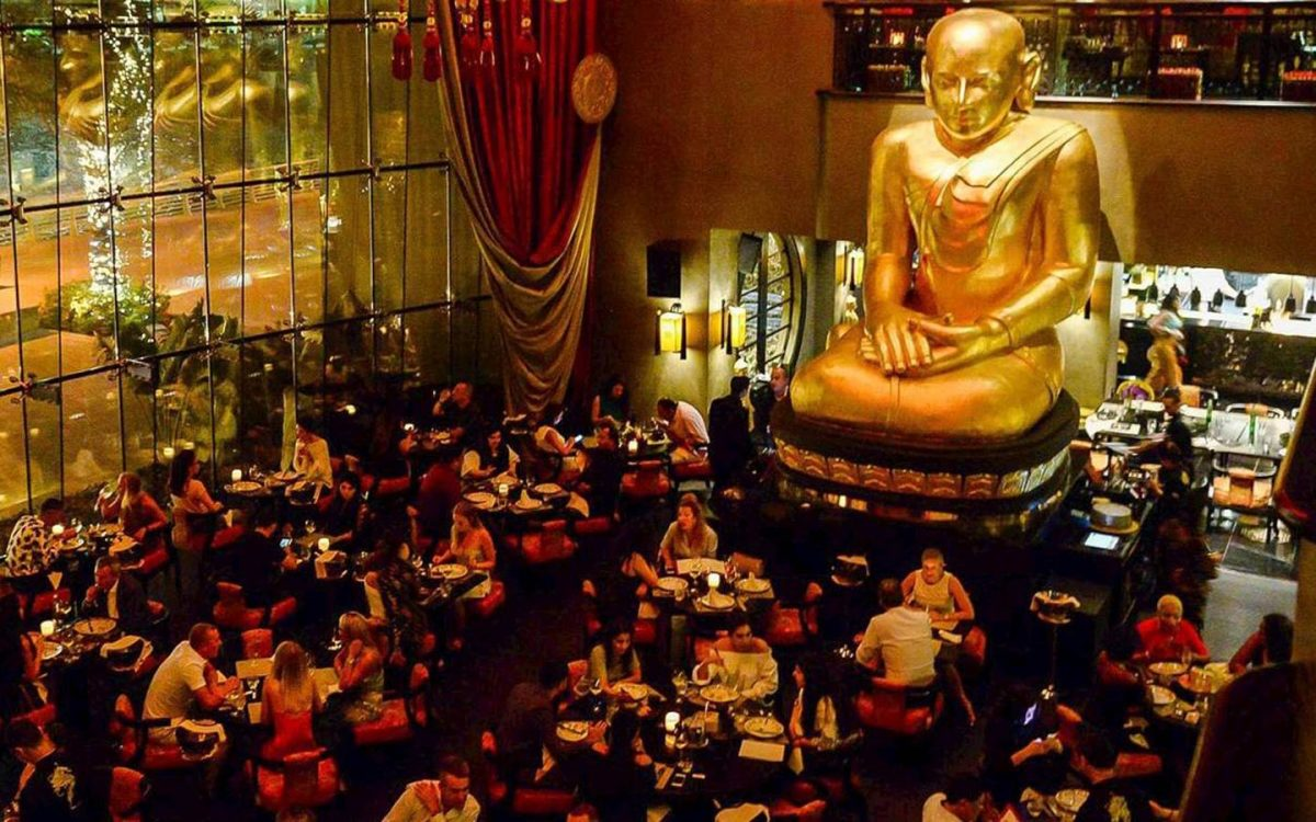Introducing You to the Best Highend Bar in Dubai: The Buddha Bar