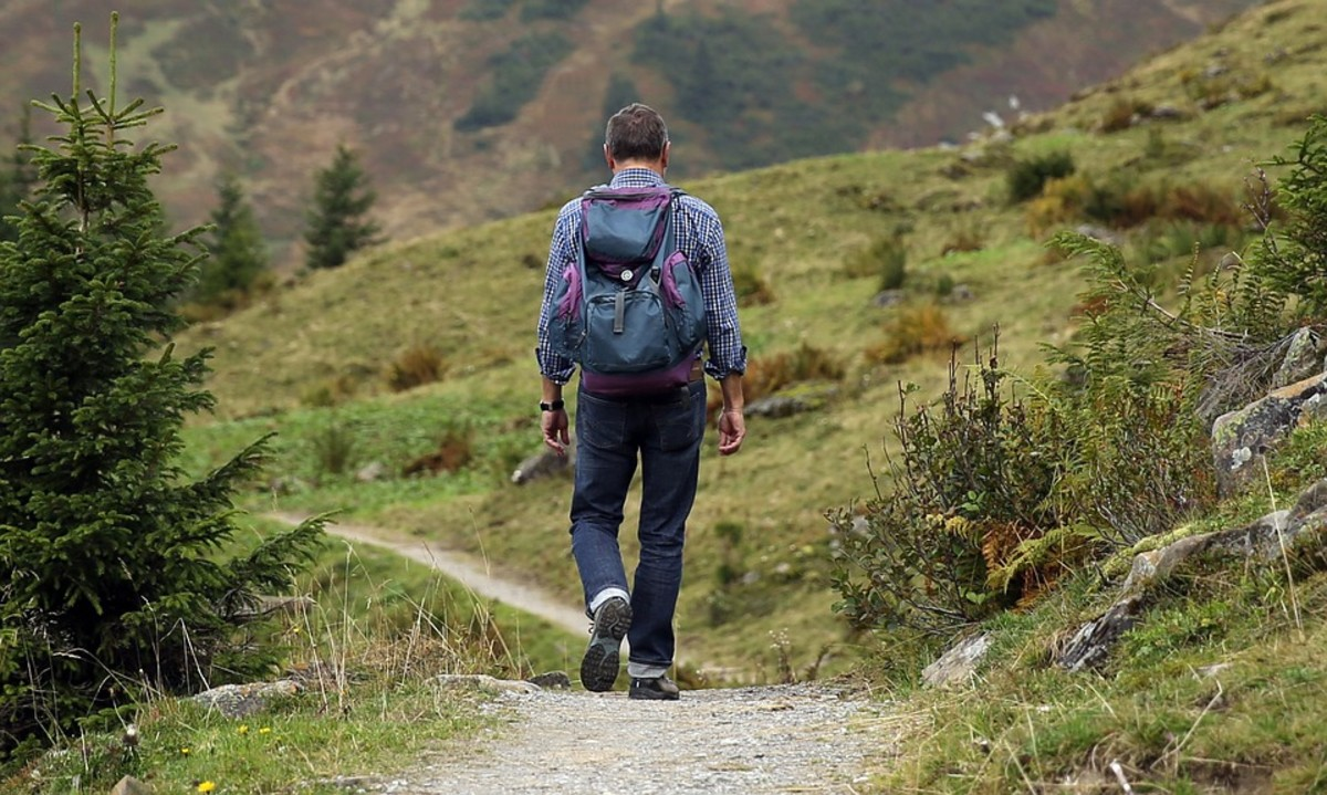 New places and different paces will keep your fitness walking fresh and interesting.