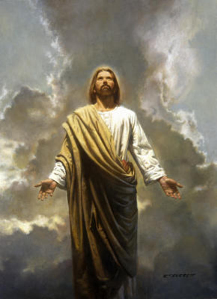 He Will Come Again In Like Manner...