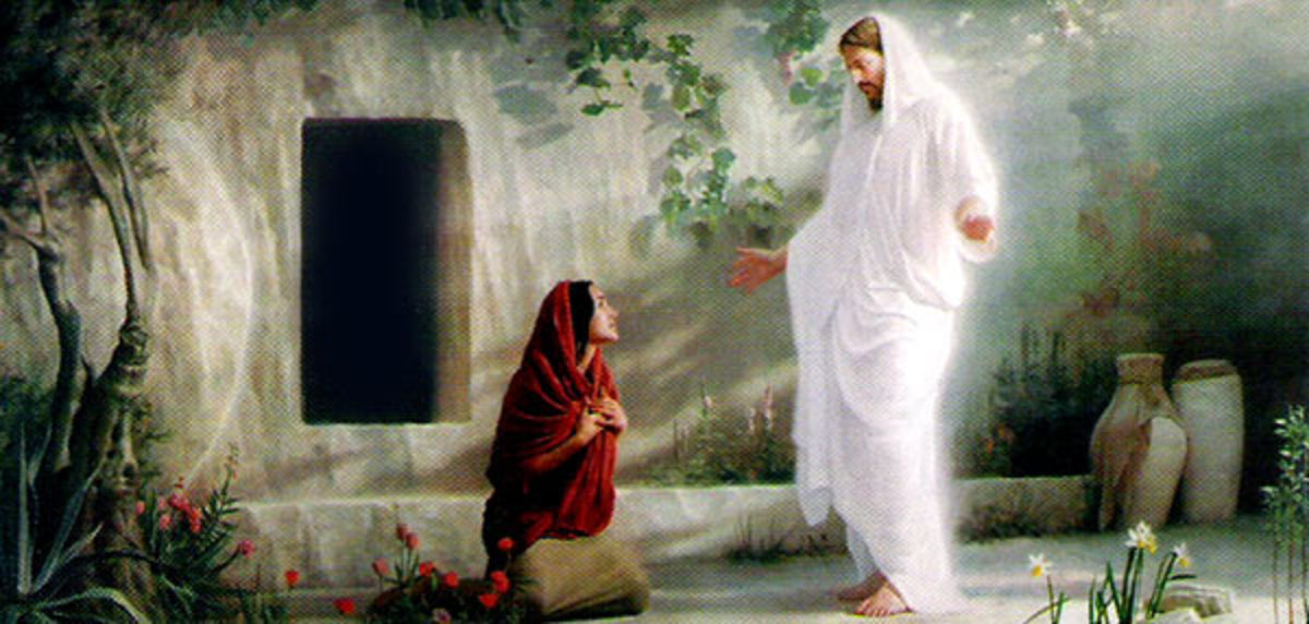And On The Third Day, He Arose...  As The Prophets Testified!
