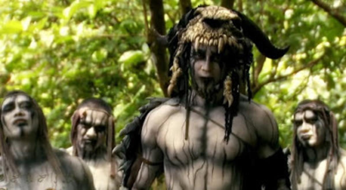 Sidapa and the Tamawo