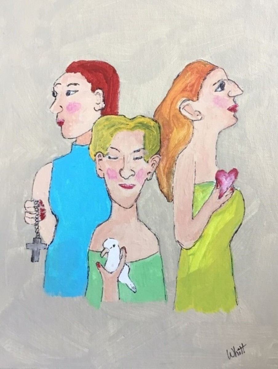 Art of Timothy Whitt