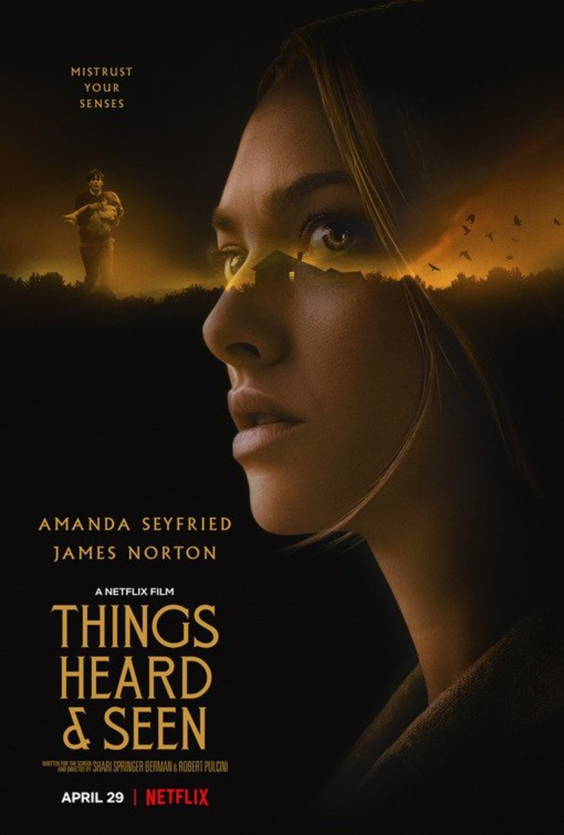 Things Heard & Seen (2021) Movie Review