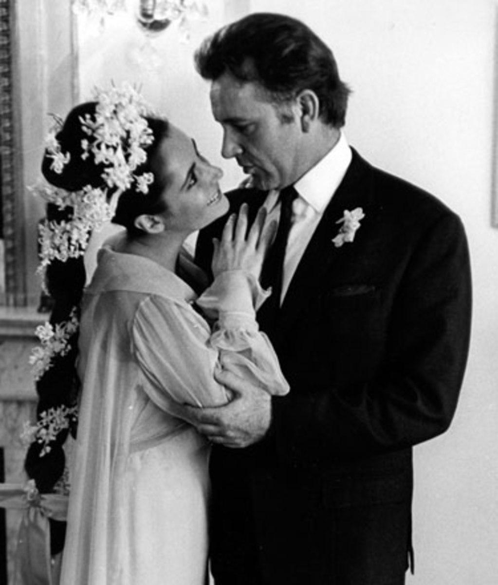 First Burton Wedding