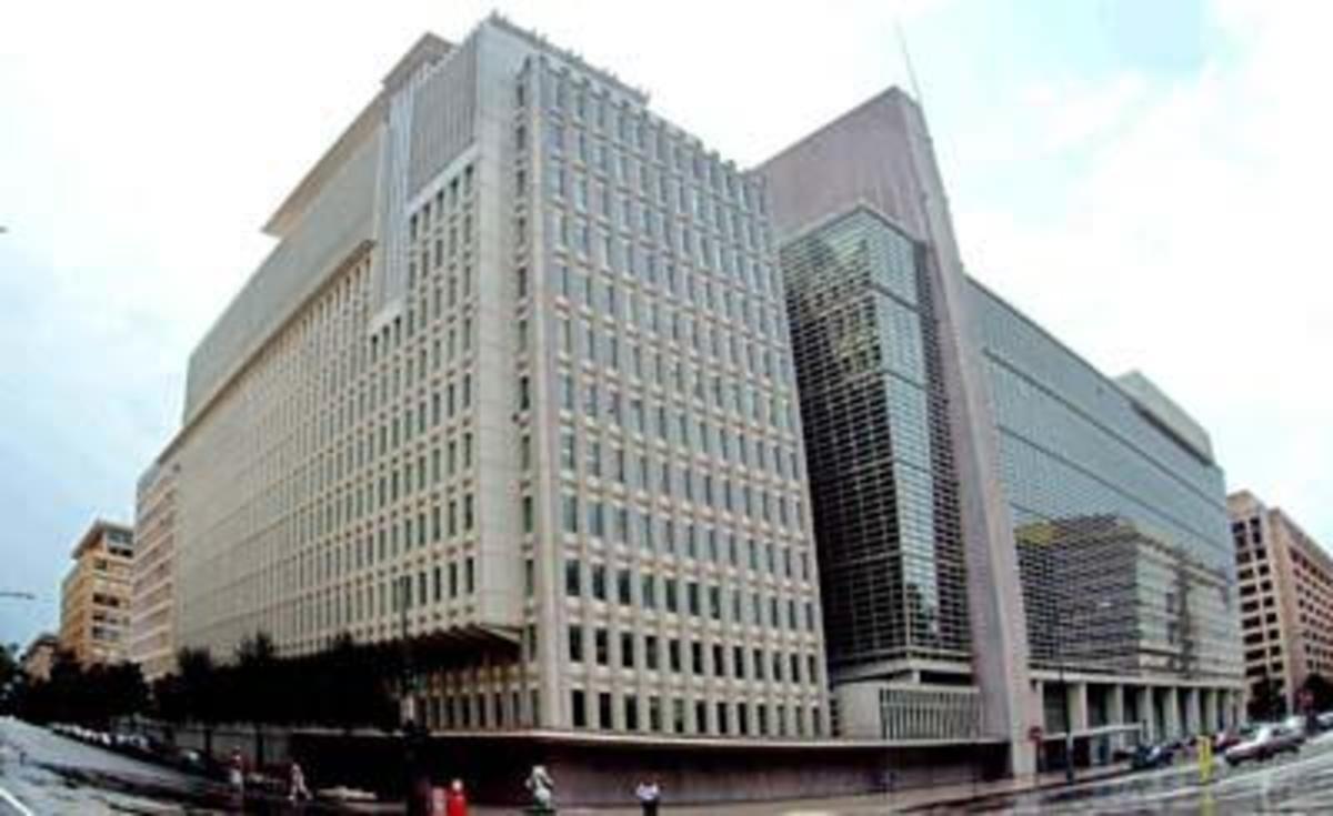 World Bank HQ in Washington DC