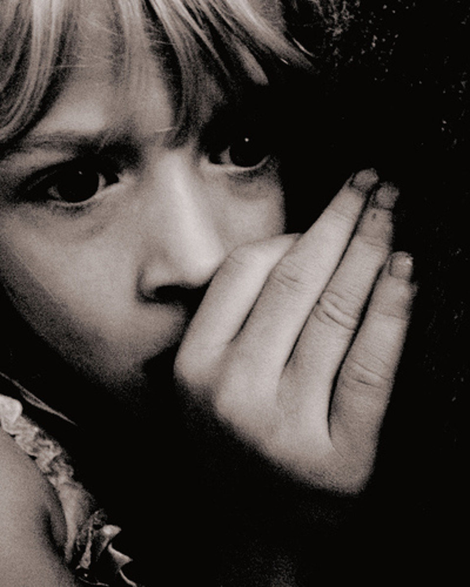 Living With Domestic Violence is Damaging Our Children
