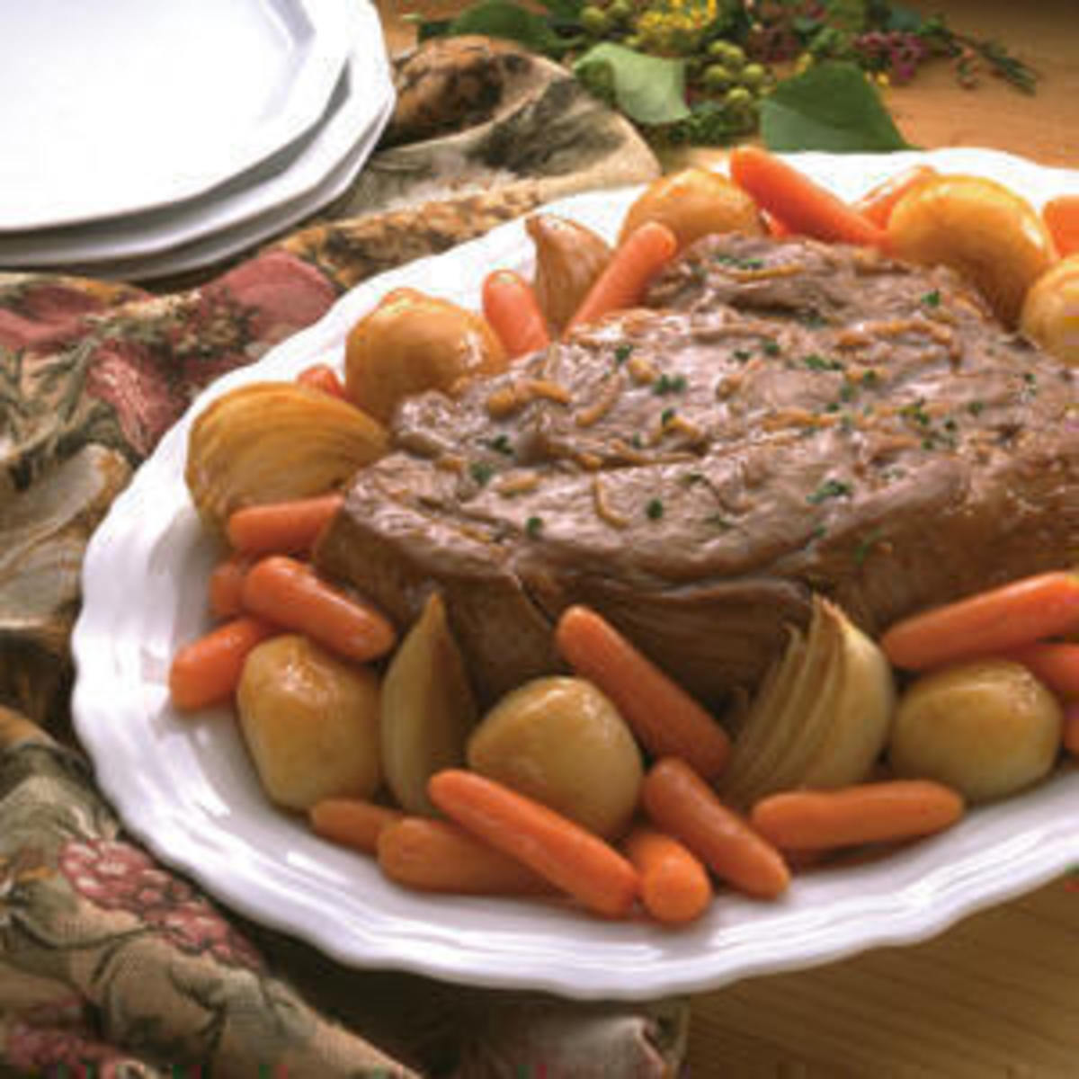 Pot Roast - Perfect Every Time