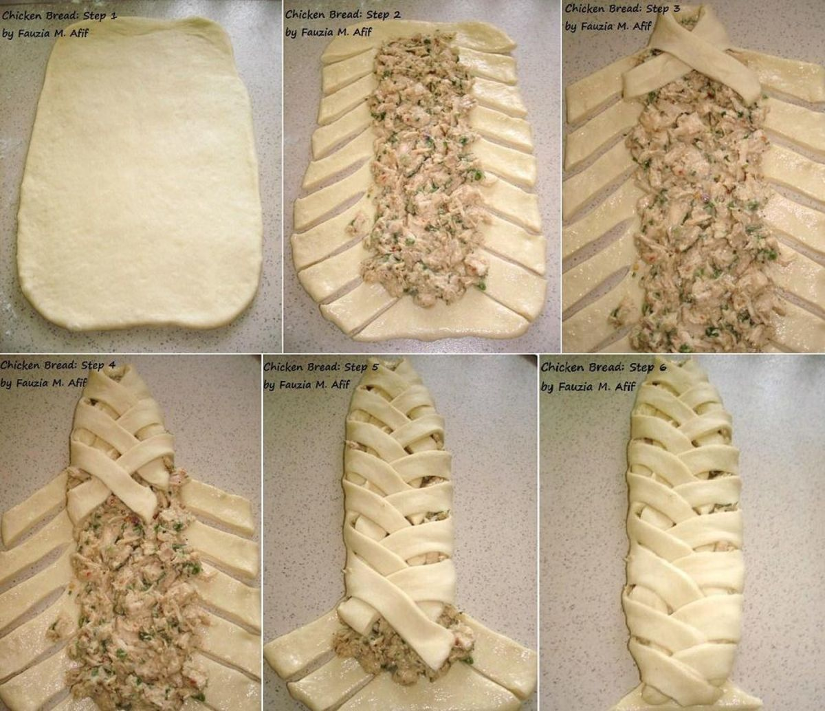 how-to-make-chicken-bread