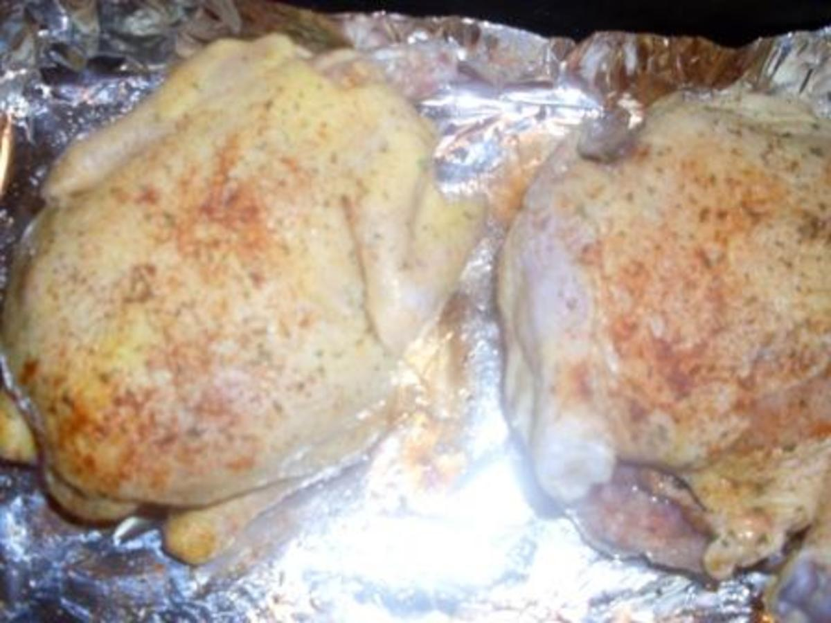 These Cornish hens cook up golden and crispy, tender and juicy.
