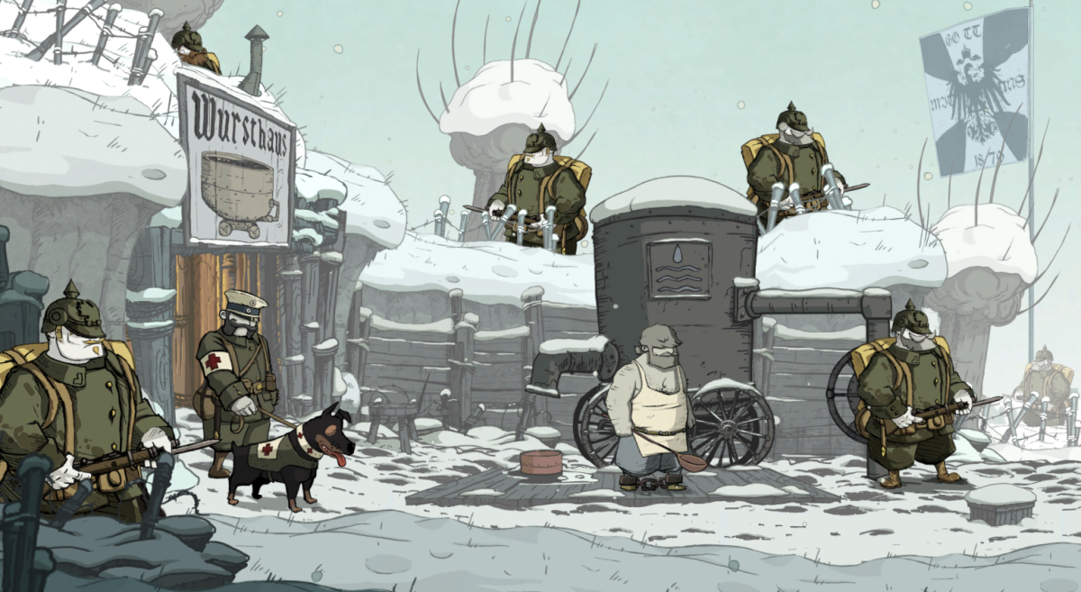 Valiant Hearts Walkthrough, Chapter One, Part Two: Neuve-Chapelle to Ypres