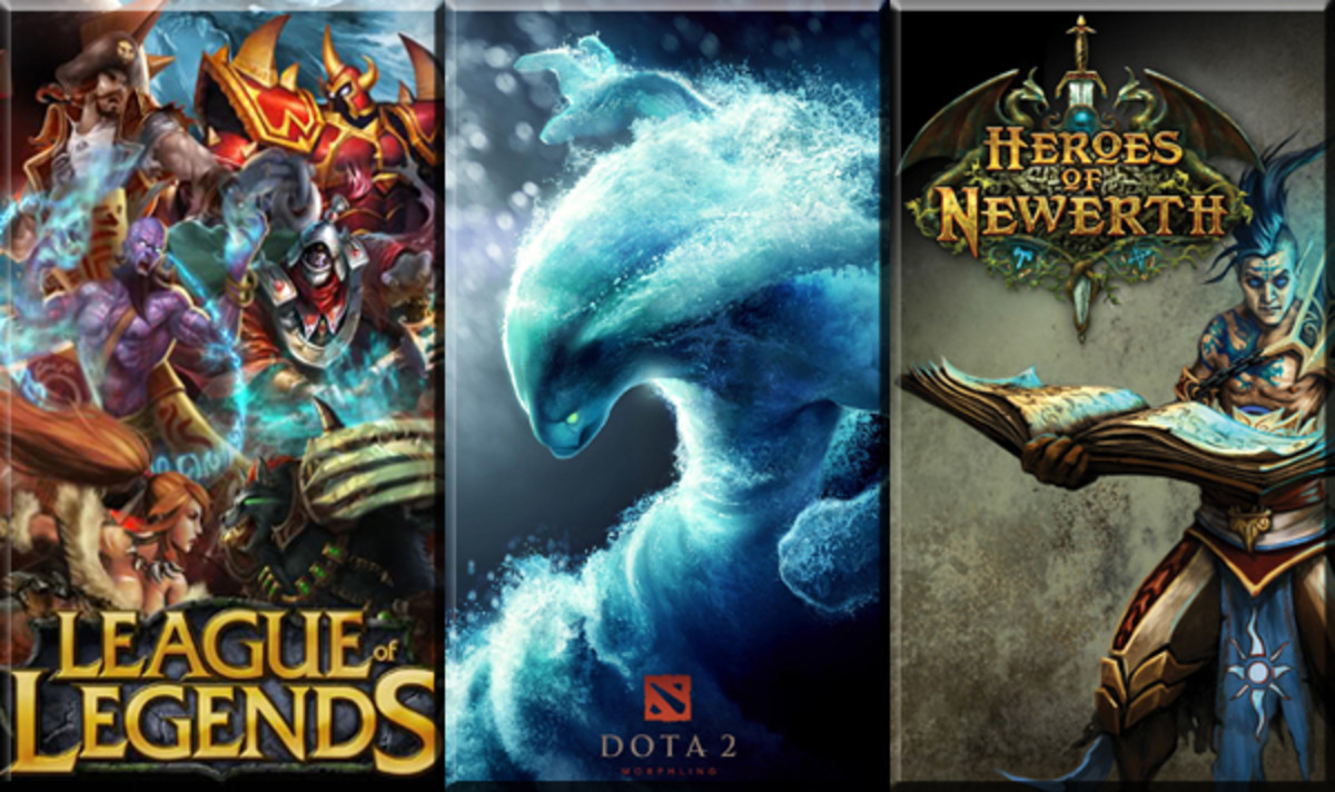 Top 10 MOBA Games: