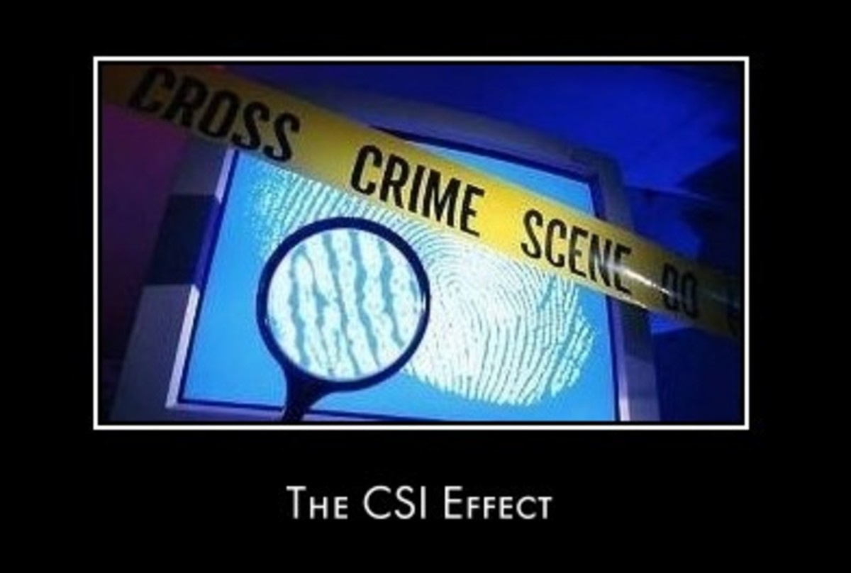 Forensics: The Truth behind the Shows
