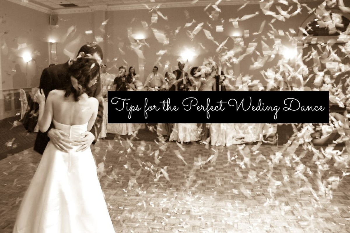 Your wedding dance should be something you enjoy and look forward to. The most important part of the dance is that you should feel comfortable and relaxed.