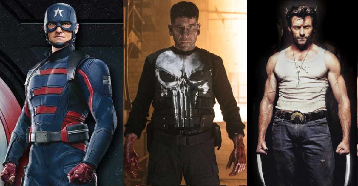 US Agent, Wolverine, and The Punisher: A Brief Comparison of Marvel's Ultra Violent Anti-Heroes