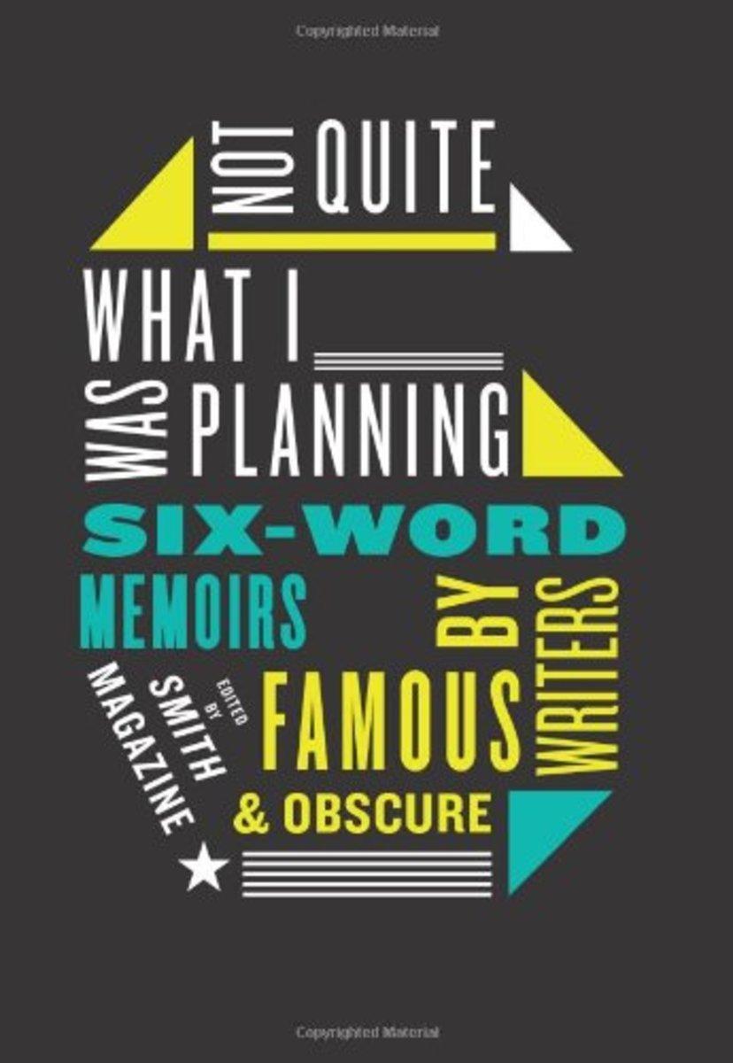 six-word-memoirs-book