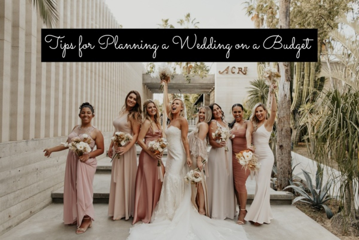 How to Plan a Wedding on a Limited Budget