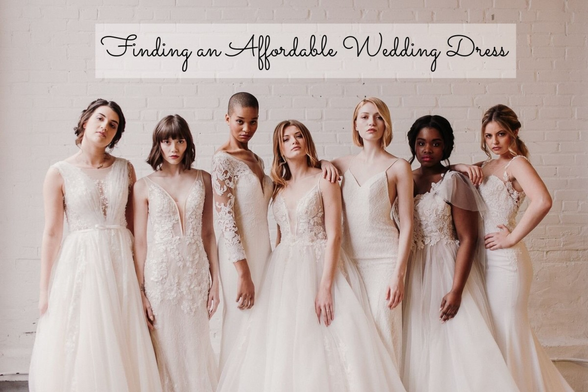 Finding the perfect wedding dress is a deeply personal experience for many brides. You don't have to spend thousands of dollars to get the gown of your dreams. There are several tricks you can use to get an affordable dress.