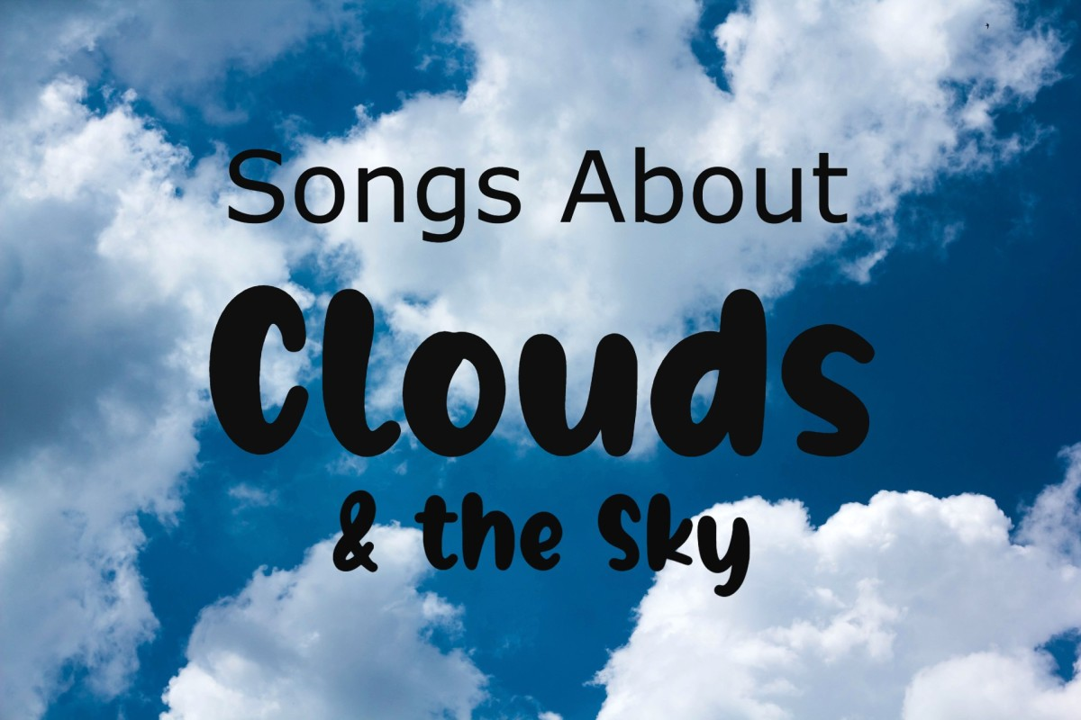 44 Songs About Clouds and the Sky