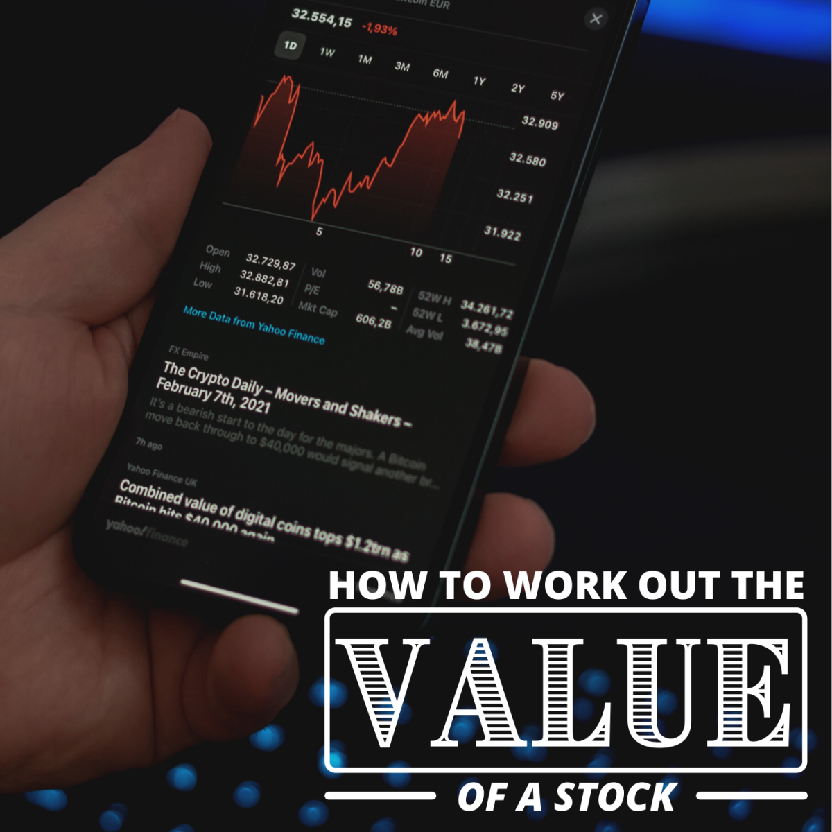 how do you know if the price a stock is trading at is a good deal?