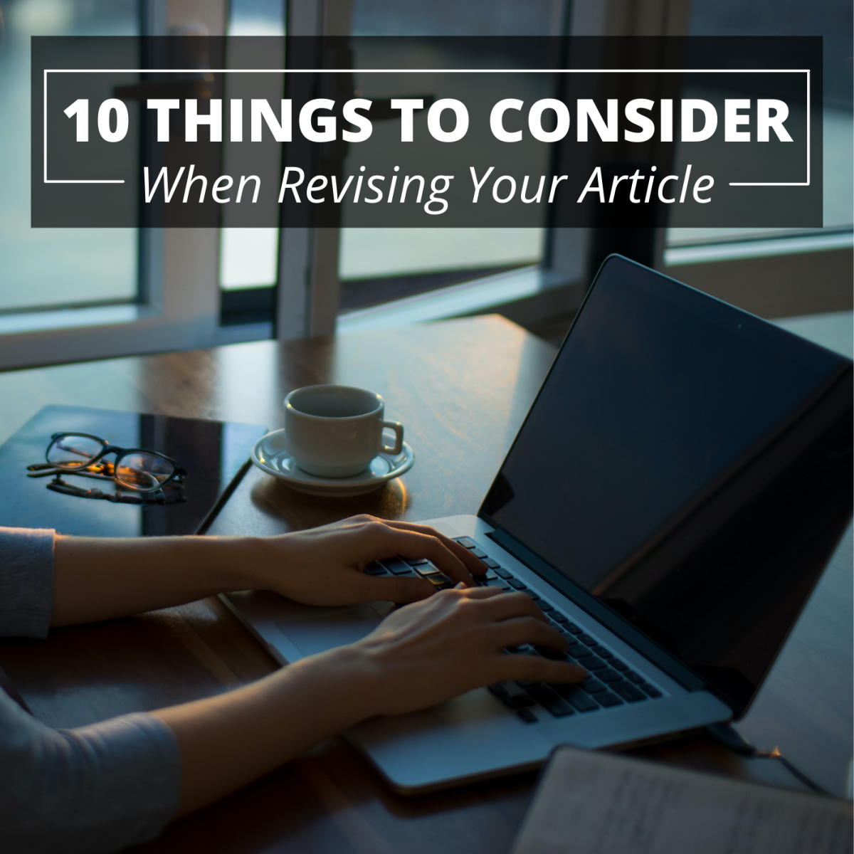 Having a revision plan can help you make more impactful updates to your articles and blog posts.