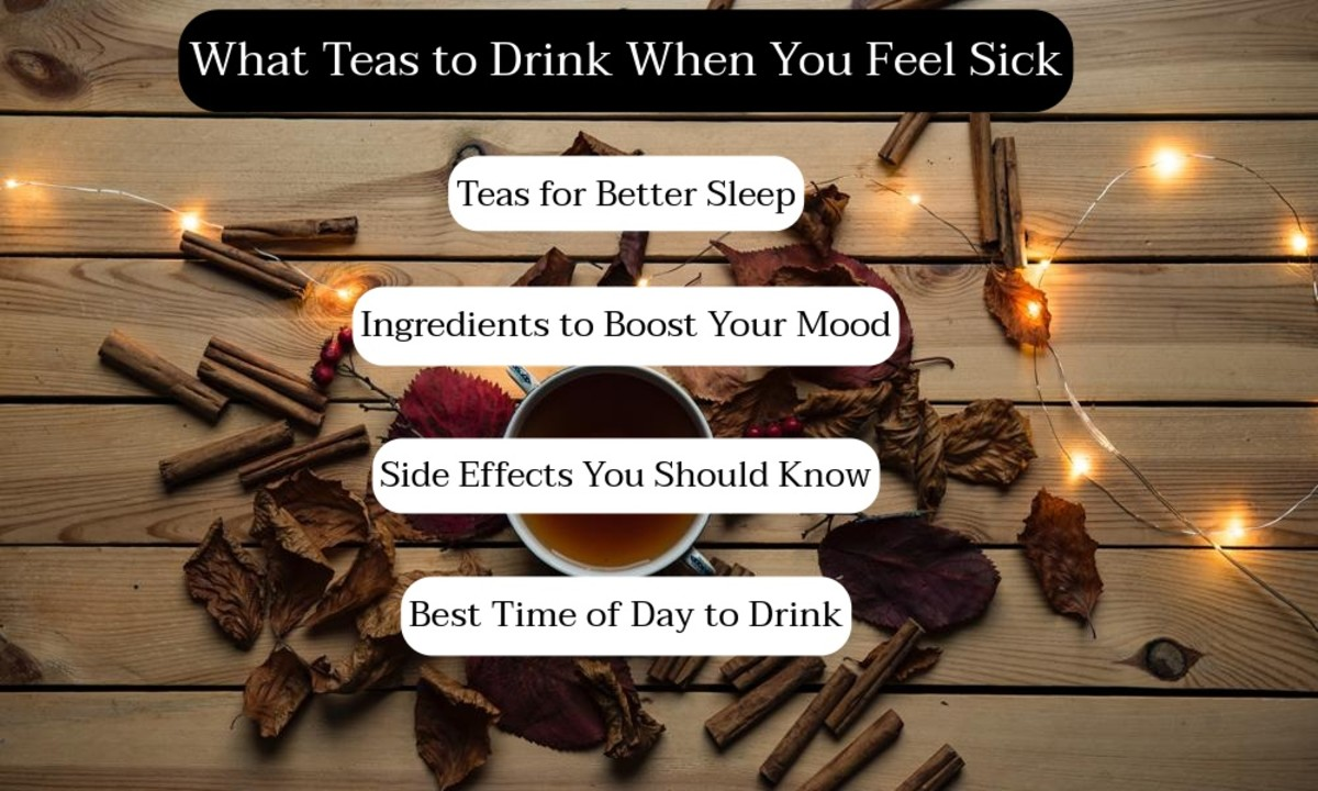Tea has a variety of benefits for your health. It's important to know how tea can influence you for the better and what might happen if you overindulge.