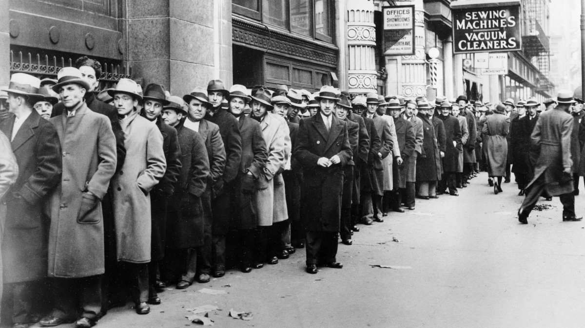 """In 1930, America was in the early stages of the Great Depression, """"the deepest and longest-lasting economic downturn in the history of the Western industrialized world up to that time."""""""