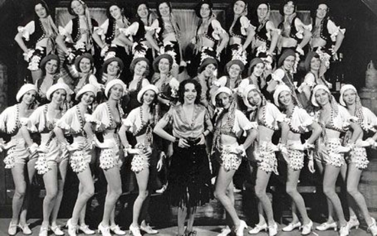 In 1930, at the 2nd Academy Awards, The Broadway Melody won an Oscar for Best Picture.