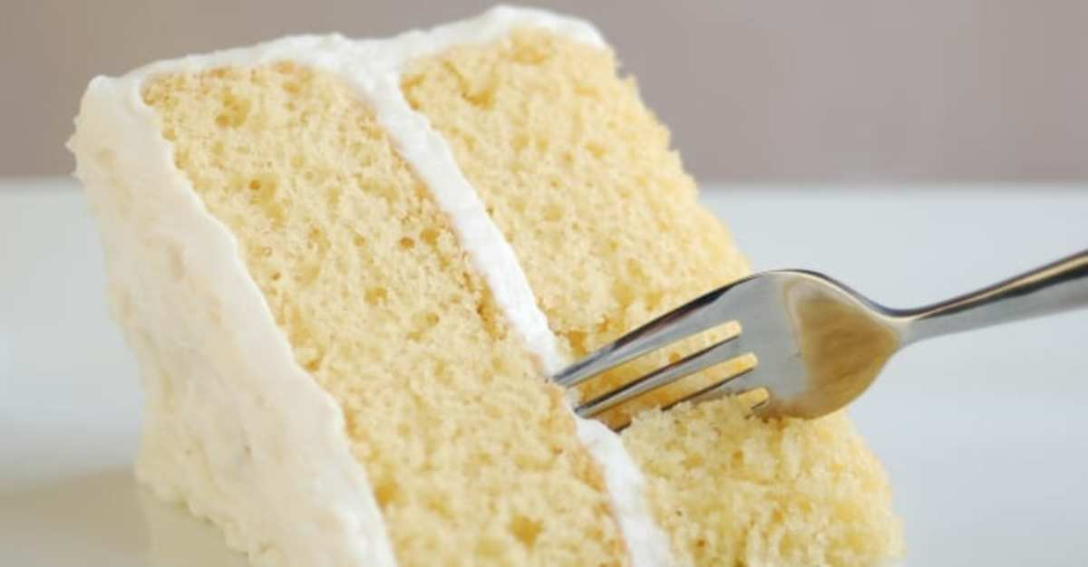 In 1930, vanilla Depression cake—made with no eggs, milk, or butter—was a popular American dessert.