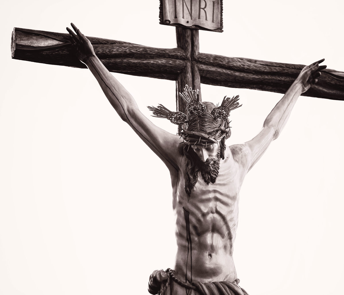 """Romans 5:8, """"But God demonstrates his own love for us in this: While we were still sinners, Christ died for us."""""""