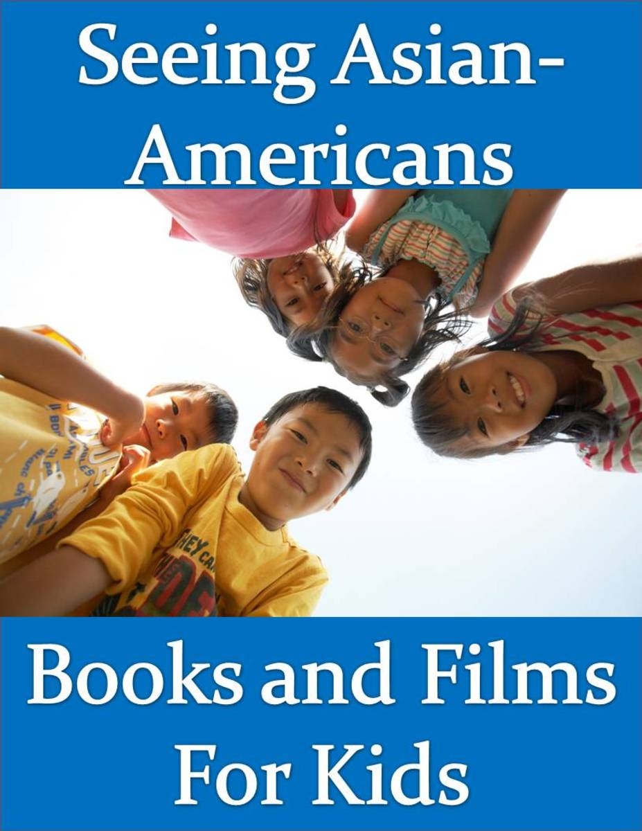 Seeing Asian-Americans: Children's Fiction and Nonfiction on Asian Lives, Culture, and History