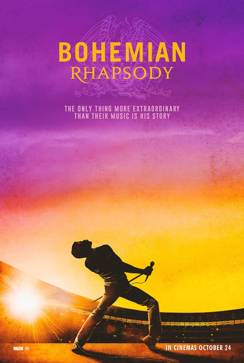 Cakes Takes on Bohemian Rhapsody (2018) (Movie Review)