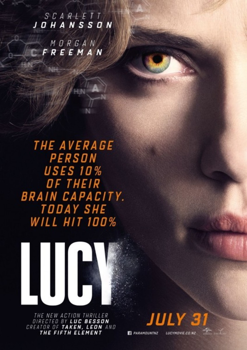 Should I Watch..? Lucy (2014)