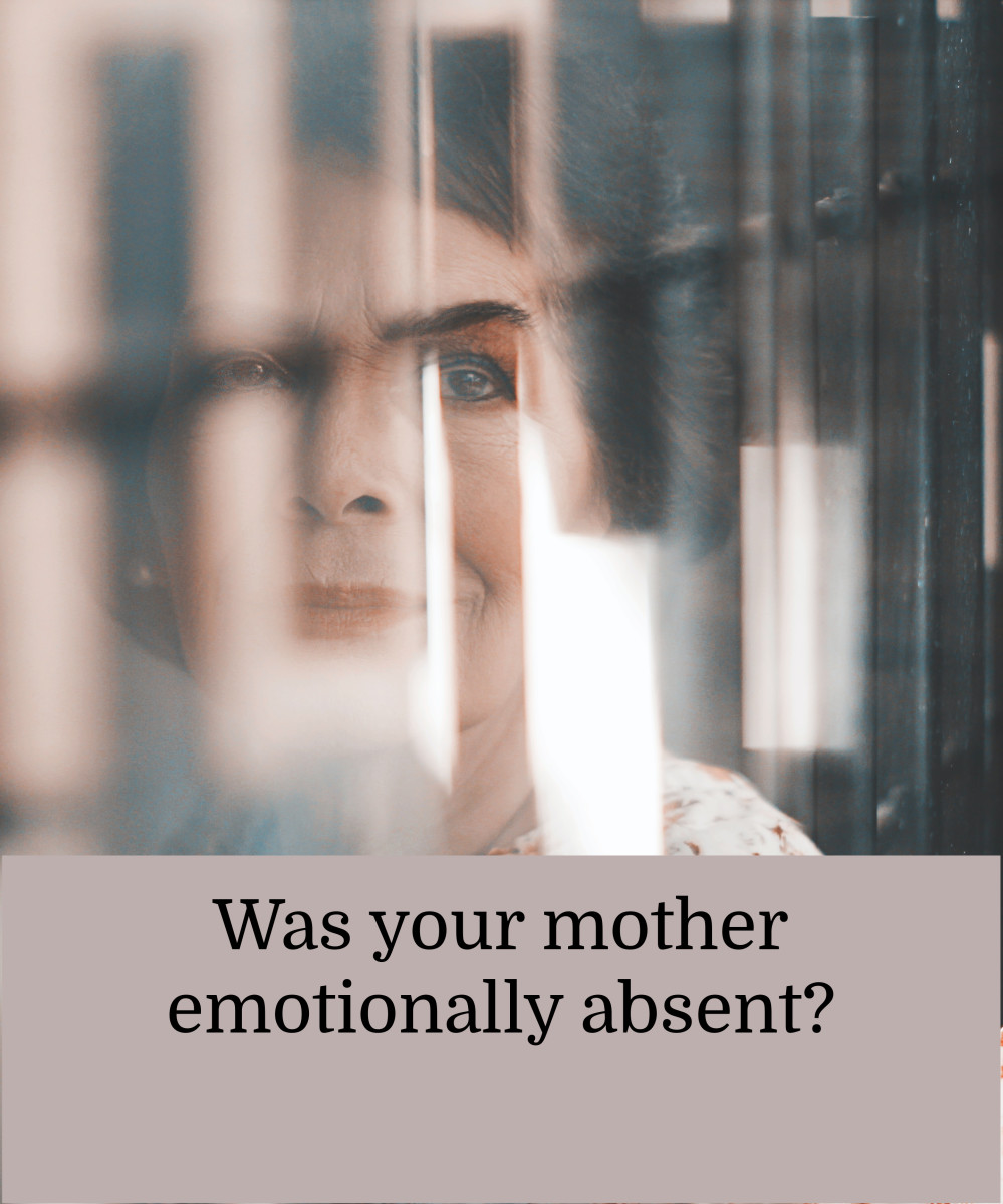 Emotionally remote mothers can leave their daughters feeling lost and without a sense of self.
