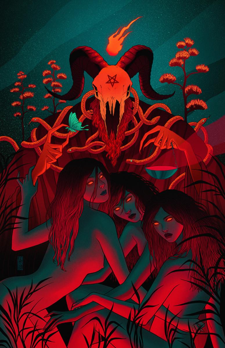 Satanic Panic by Jen Bartel