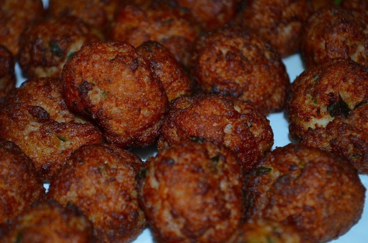 Sagra della Polpetta (Meatballs)