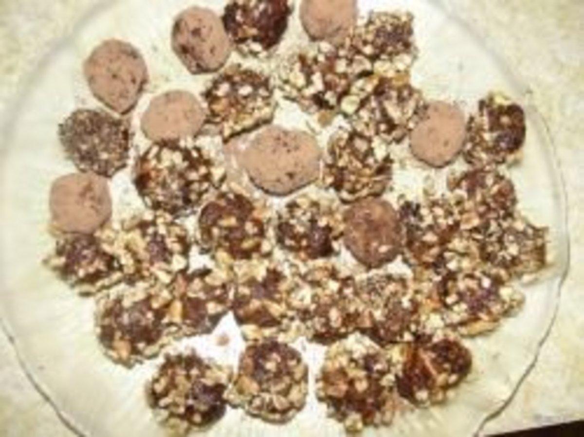 Tree Nut & Fruit Balls